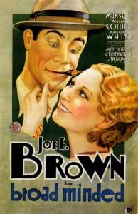 Broadminded (1931)