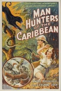 Manhunters of the Caribbean (1938)